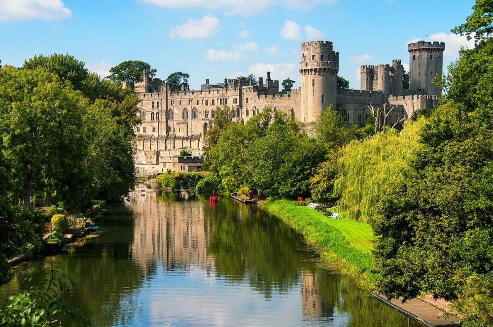 Warwick Castle - Steane